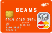 BEAMS CARD